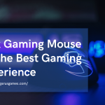 Pink Gaming Mouse